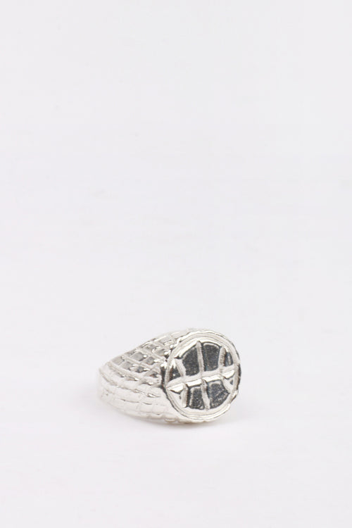 27Mollys XX Court Ring - silver | GOOD AS GOLD | NZ
