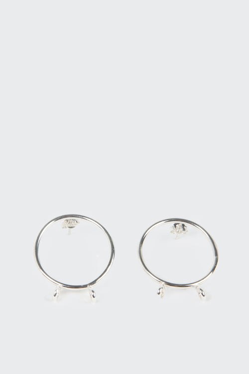 27 Mollys Fuck Cancer Earrings - silver | GOOD AS GOLD | NZ