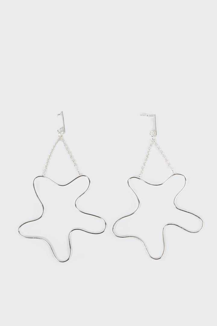 27 Mollys She Wanna Party Earrings - silver | GOOD AS GOLD | NZ