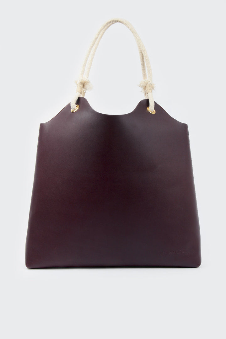 The Horse Everyday Bag - plum | GOOD AS GOLD | NZ