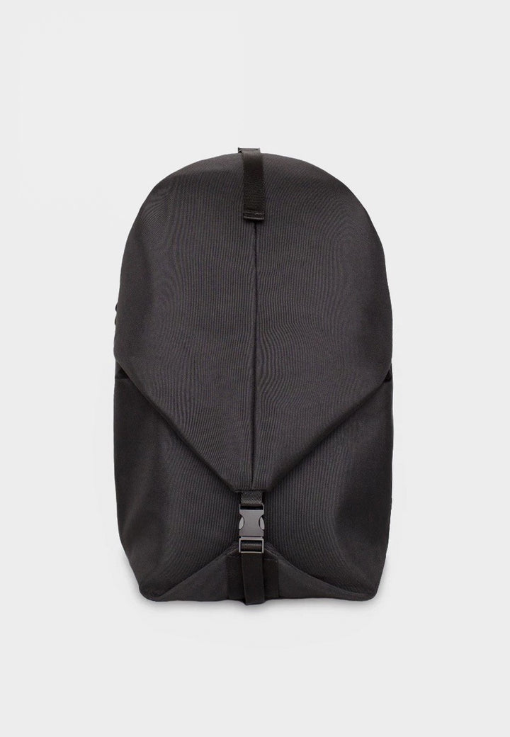 Small Oril Backpack - black eco yarn