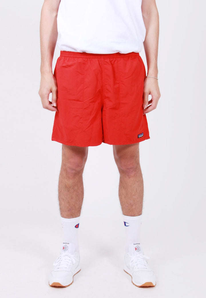 Baggies Shorts 5inches - fire red