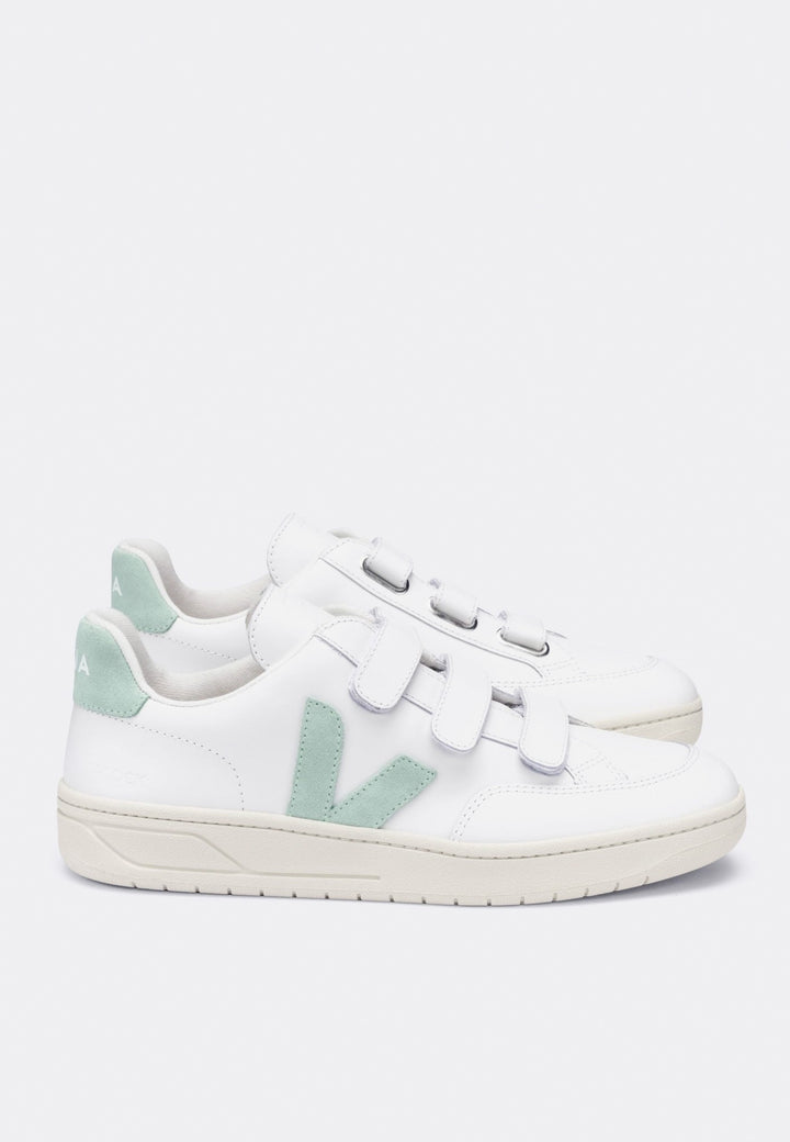 V-Lock Leather - extra white/matcha