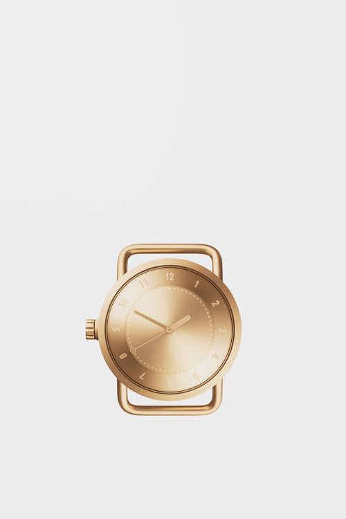 TID Watches No.1 33mm -  gold - Good As Gold