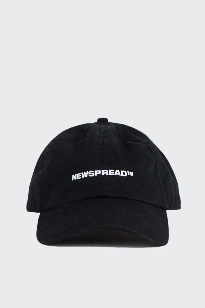 Newspread Read All About It Cap - black | GOOD AS GOLD | NZ