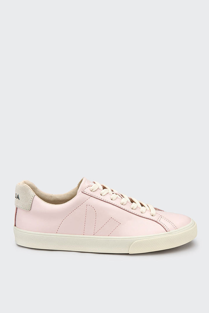 Veja Womens Esplar Low Leather - petale | GOOD AS GOLD | NZ
