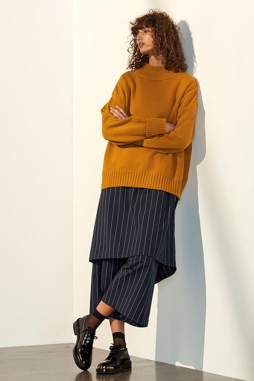 Kowtow Choreography Jumper - butterscotch | GOOD AS GOLD | NZ