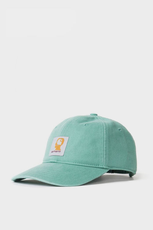 Brain Dead X Carhartt Logo Cap - ocean - Good as Gold