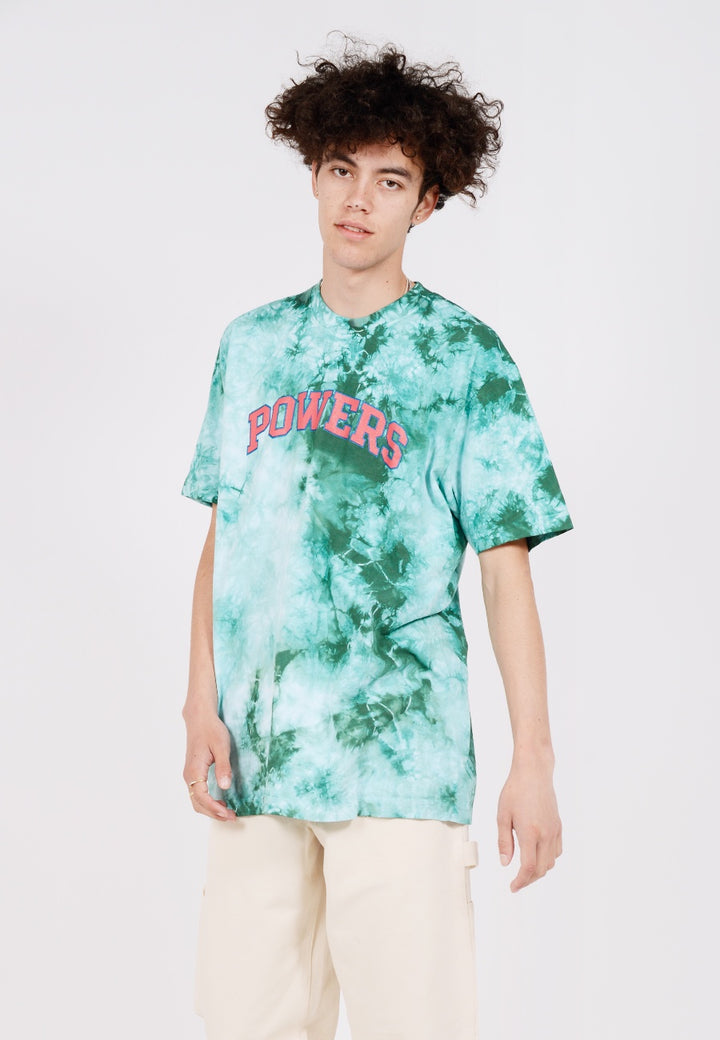 Powers Arch T-Shirt - tie dye