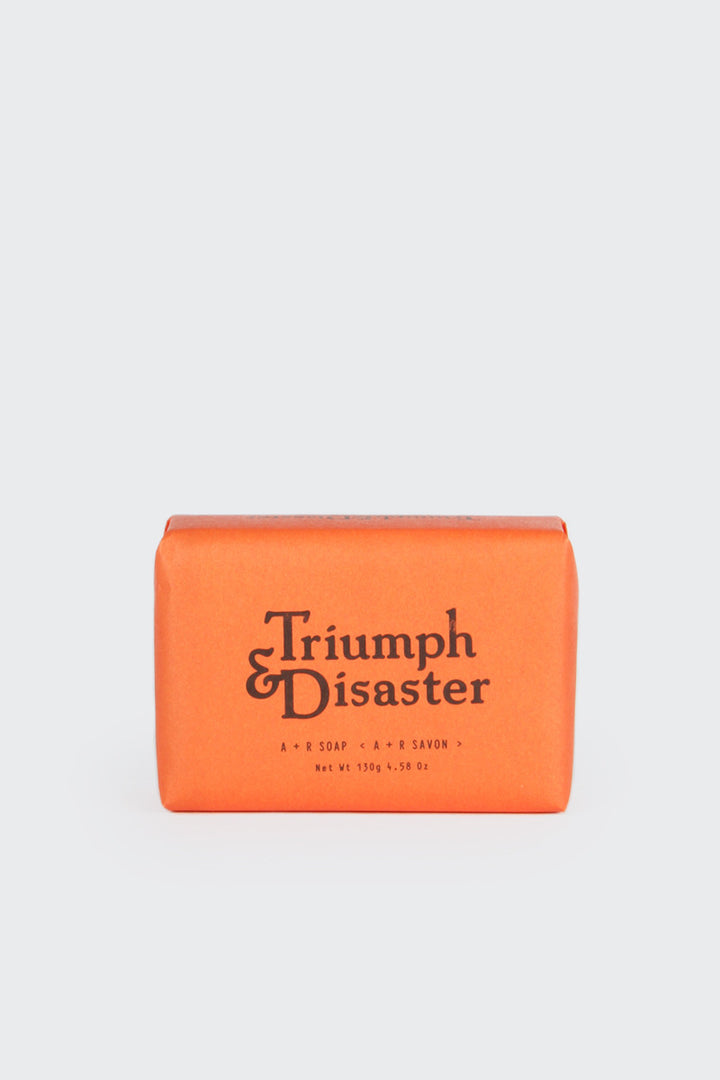 Triumph & Disaster, A + R Soap | GOOD AS GOLD | NZ