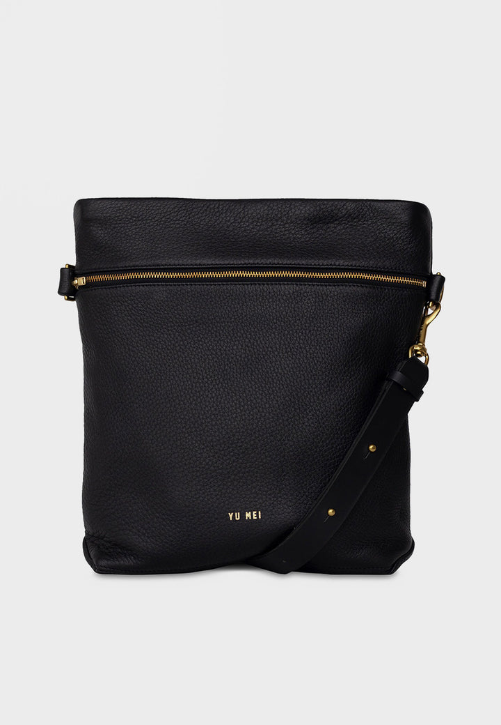 Yu Mei 3/4 Rita Bag - black — Good as Gold