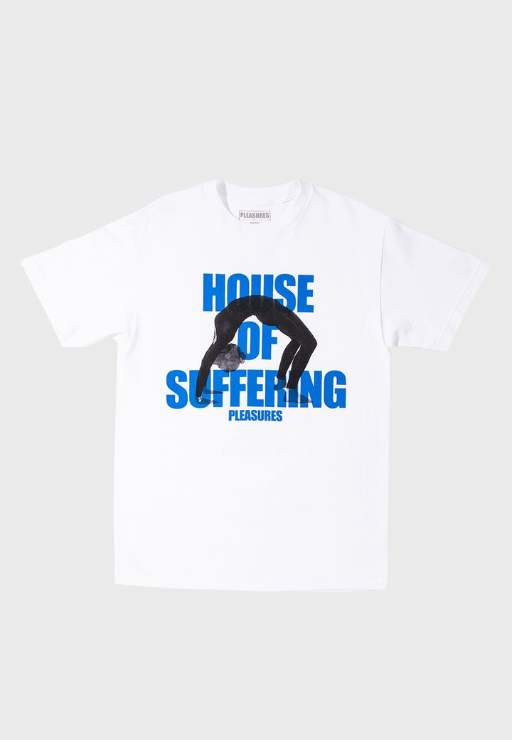 Pleasures House Of Suffering T-Shirt - white - Good As Gold