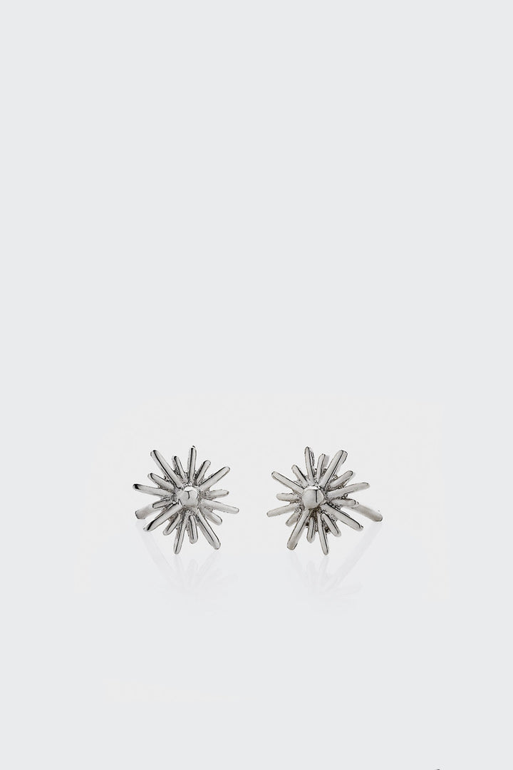 Meadowlark, Spur Stud Earrings - silver | GOOD AS GOLD | NZ