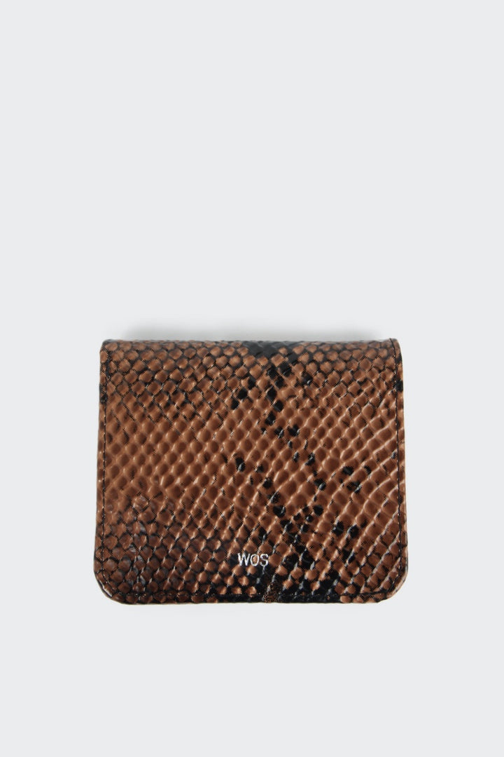 WOS Muddy Wallet - snake | GOOD AS GOLD | NZ