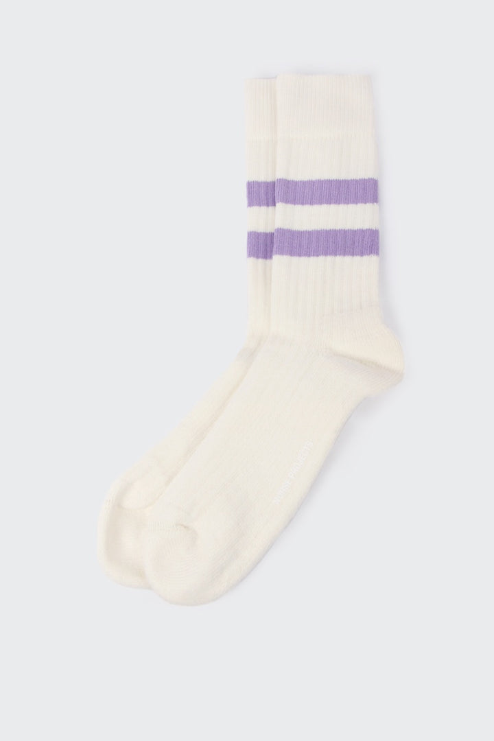 Norse Projects Bjarki Cotton Sport Socks - heather | GOOD AS GOLD | NZ