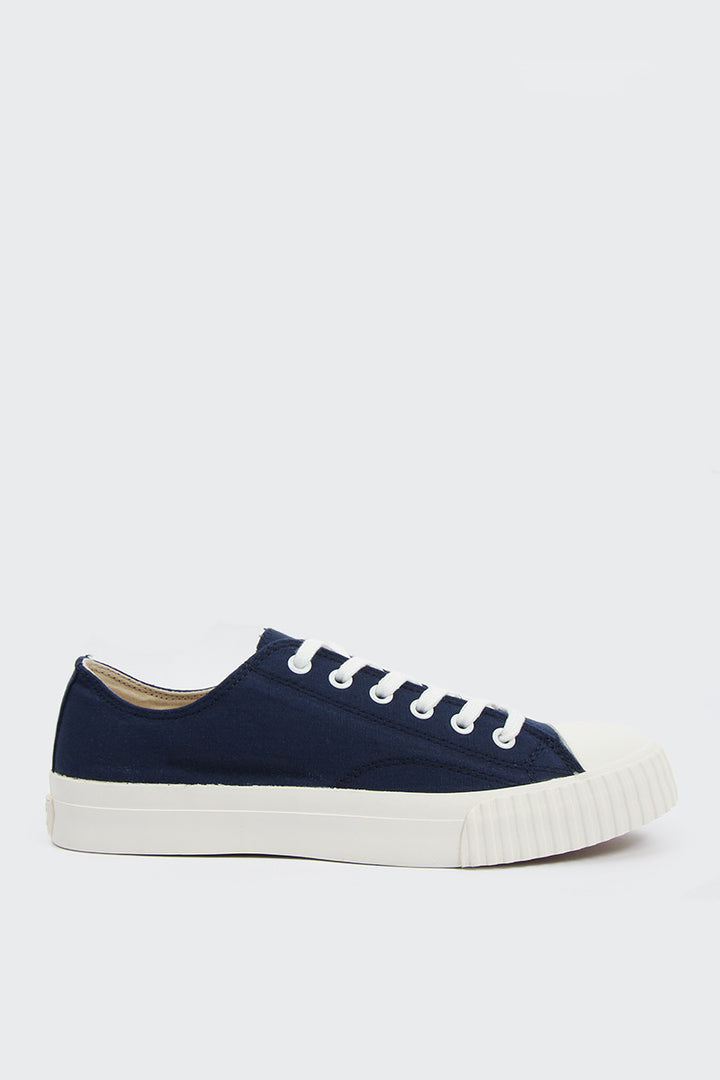 Bata Bullets Low Cut Canvas - navy | GOOD AS GOLD | NZ