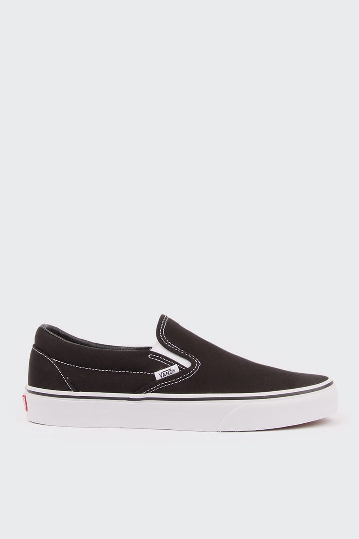 Vans Classic Slip-On - black/white | GOOD AS GOLD | NZ