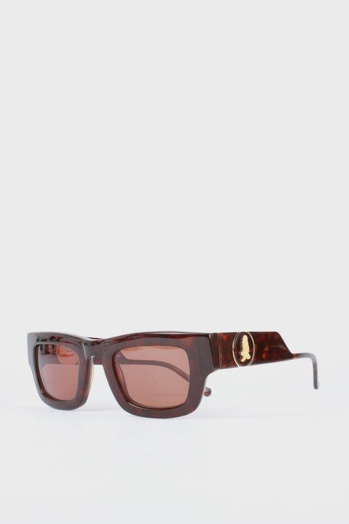 Kaibosh Heavy Questions Sunglasses - bio tort/brown - Good As Gold
