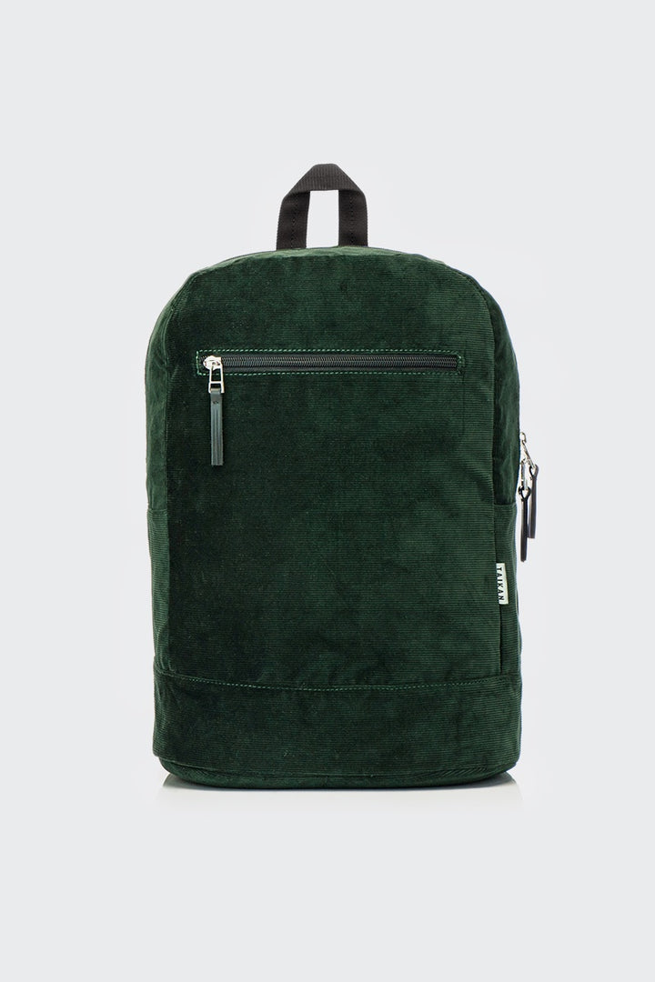 Tomcat Backpack - forest corduroy