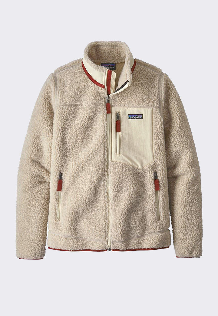 Womens Classic Retro-X Jacket - natural/oyster white