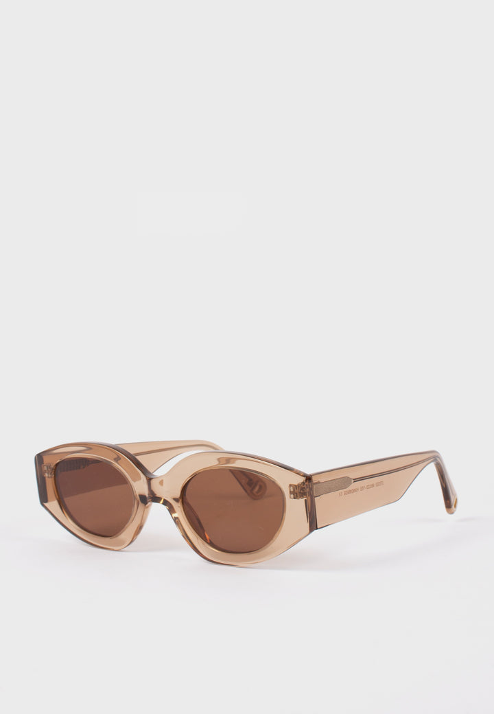 Mars | Stesso Sunglasses - walnut | Good As Gold, NZ