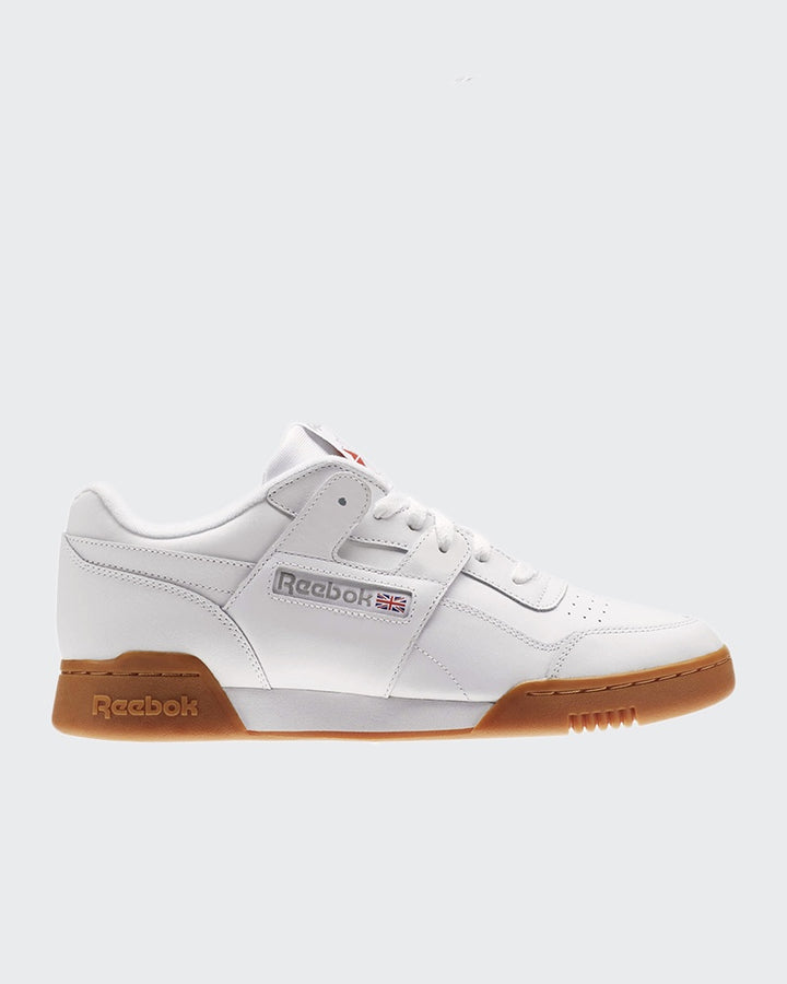 Reebok Workout Plus - white/gum | GOOD AS GOLD | NZ