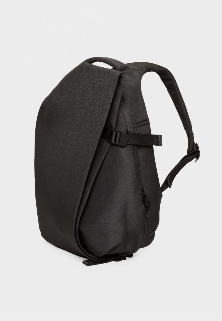 Small Isar Backpack - black eco yarn