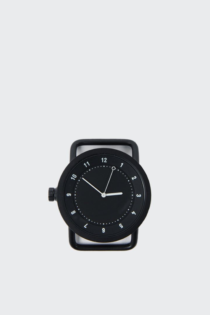 TID Watches No.1 - black | GOOD AS GOLD | NZ