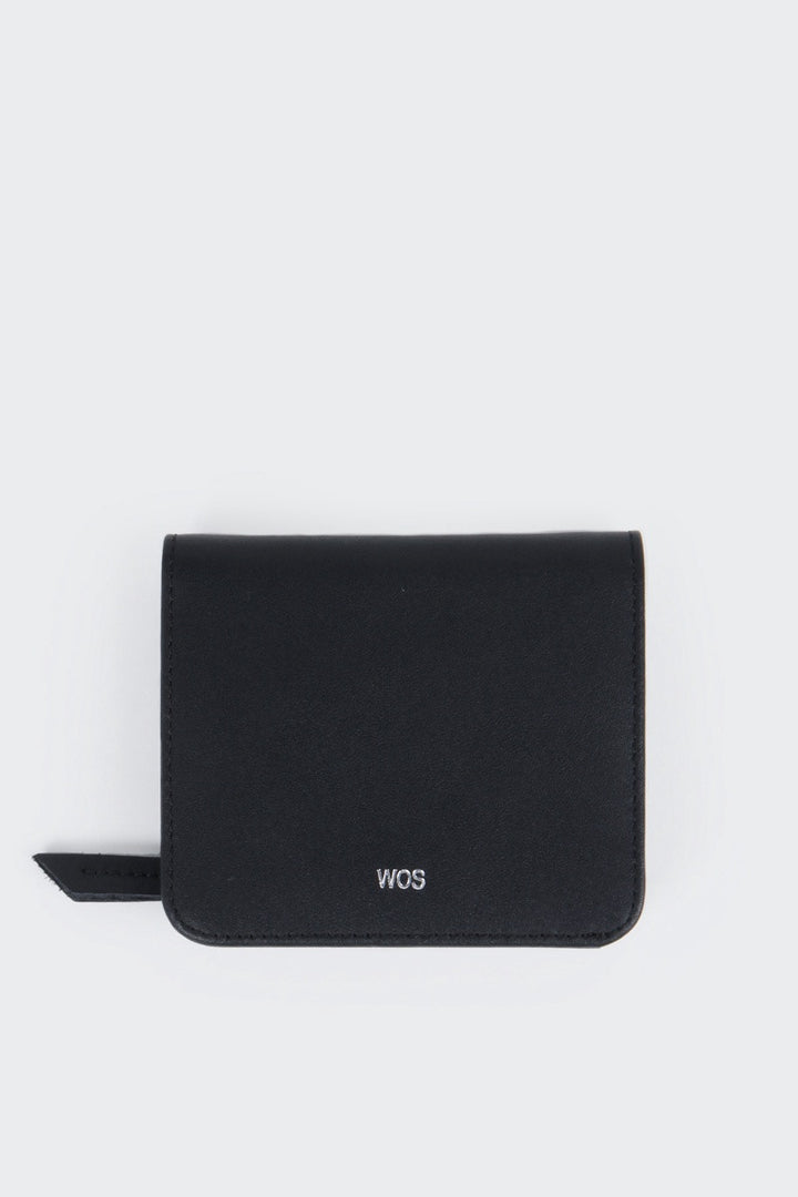 WOS Muddy Wallet - black — Good as Gold