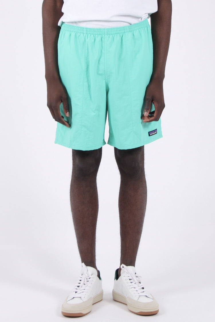 Patagonia Baggies Longs Shorts 7inches - galah green | GOOD AS GOLD | NZ