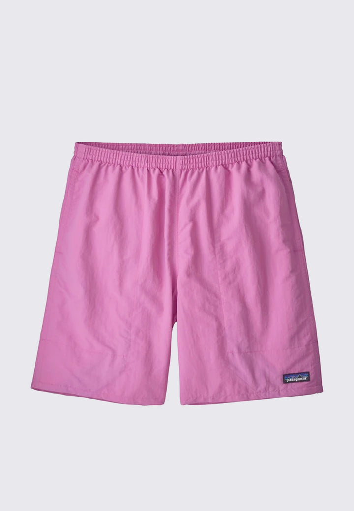 7inch Baggies Long Shorts - marble pink