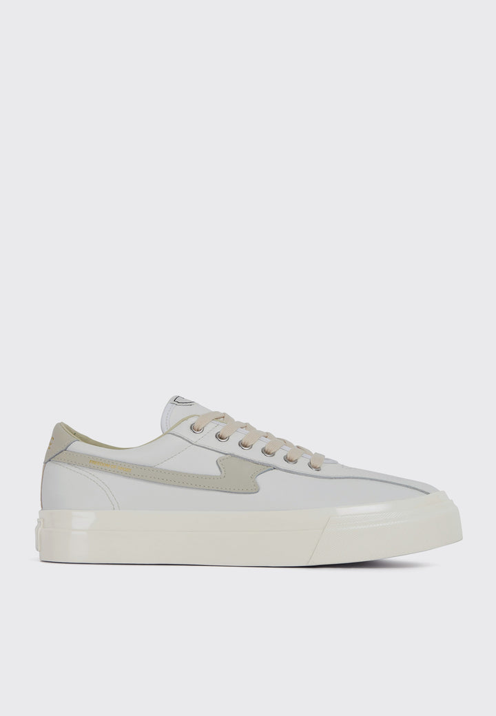 Dellow S Strike Leather - white/putty