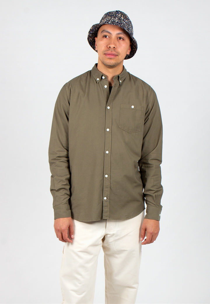 Norse Projects | Anton Oxford - ivy green | Good As Gold, NZ