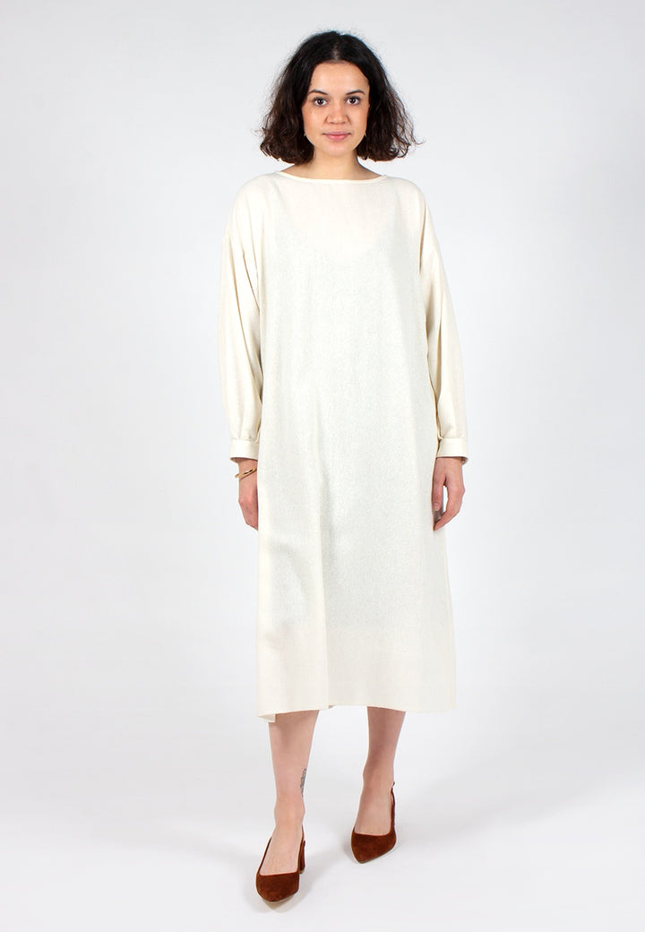 Willow Dress - natural silk