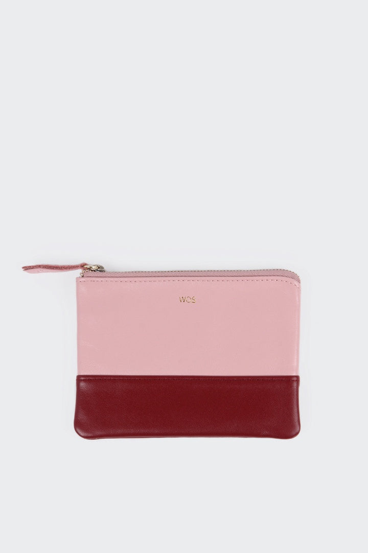 Keeper Wallet - pink/red | GOOD AS GOLD | NZ