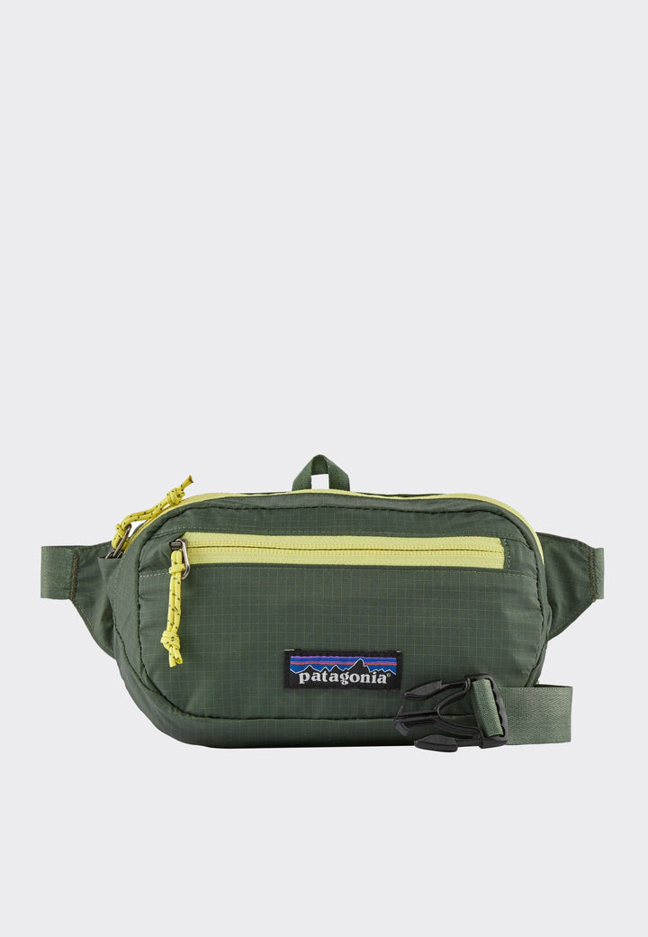 Ultralight Black Hole Mini Hip Bag - camp green