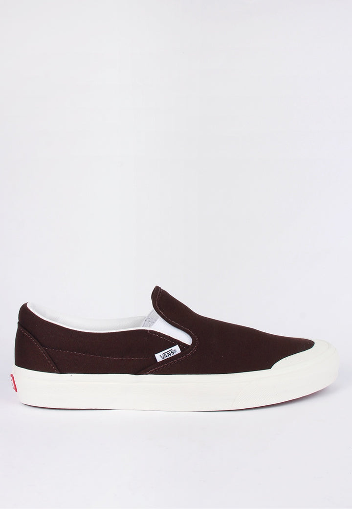 Vans Classic Slip-On 138 - demitasse brown - Good As Gold