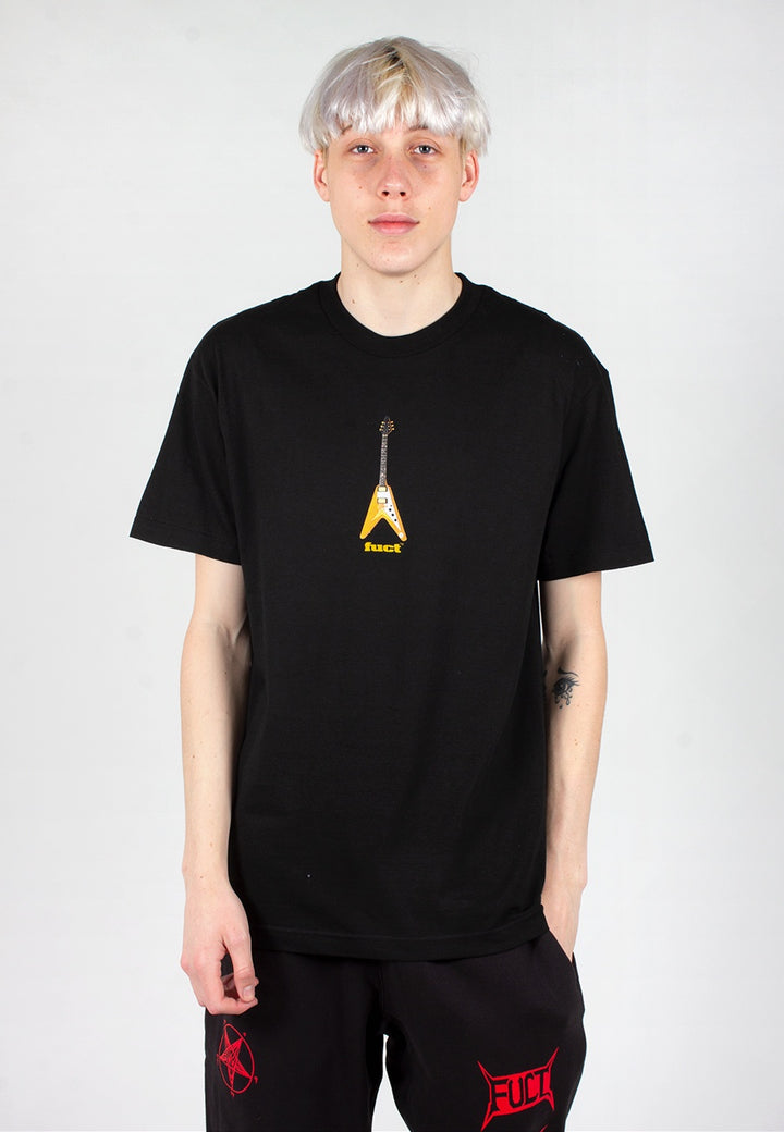 Flying V T-Shirt - black