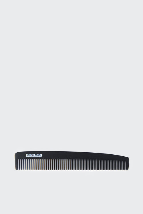 Brutal Truth Metal Comb - black | GOOD AS GOLD | NZ