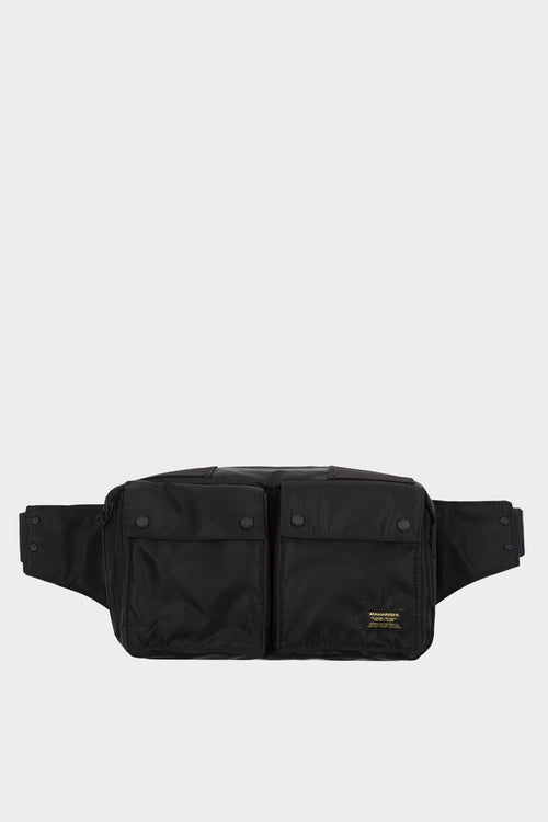 Travel Waist Bag - black