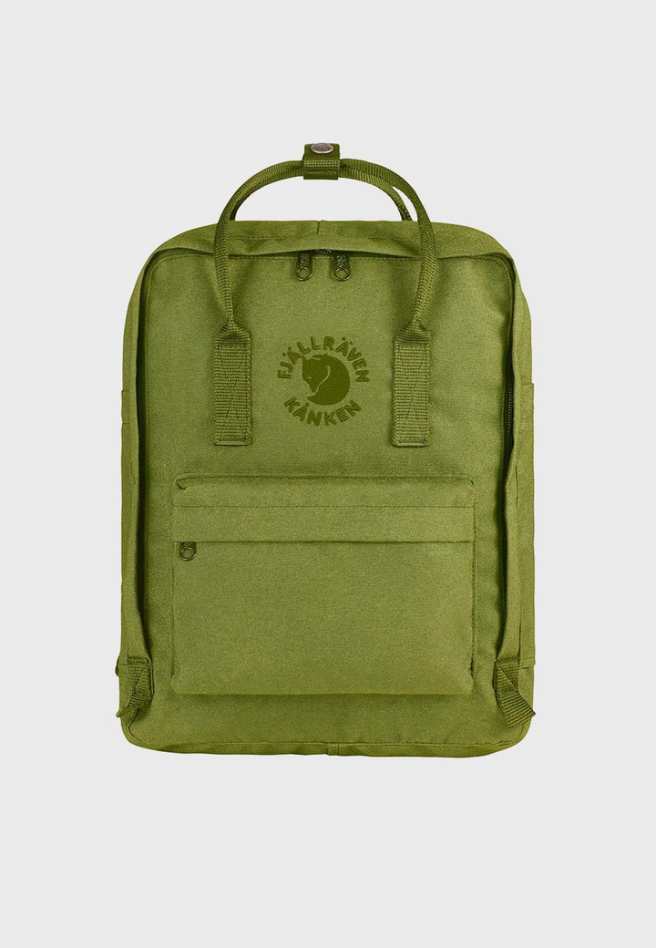 Fjallraven Re-Kanken Backpack - spring green - Good As Gold