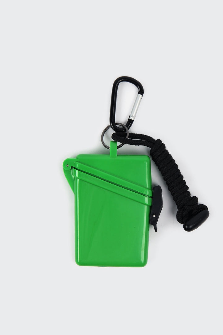 Witz Waterproof Case - green | GOOD AS GOLD | NZ