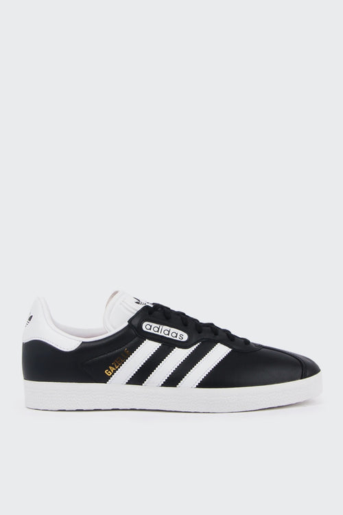 Adidas Originals Gazelle Super Essential - black/white | GOOD AS GOLD | NZ