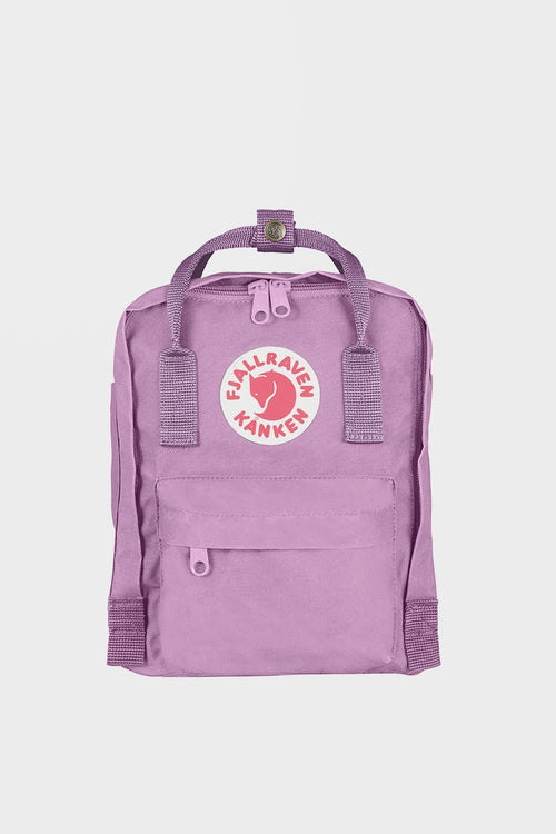 Fjallraven Mini Kanken Backpack - orchid — Good as Gold