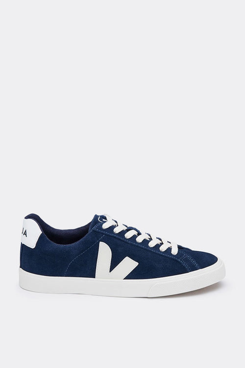 Veja Esplar Low Suede - midnight pierre – Good as Gold