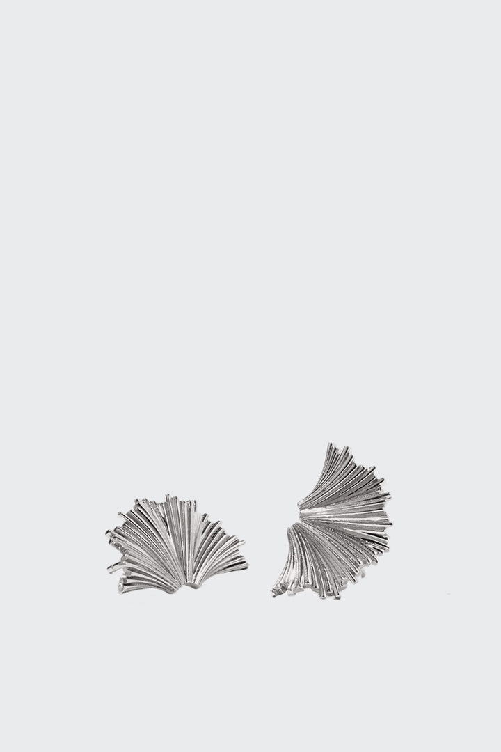 Meadowlark Vita Earrings Medium - silver | GOOD AS GOLD | NZ