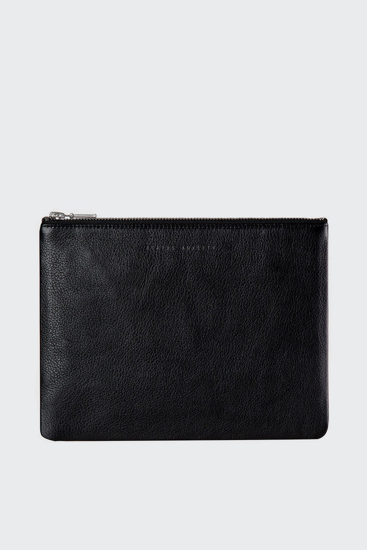 Stauts Anxiety Anti Heroine Clutch - black | GOOD AS GOLD | NZ