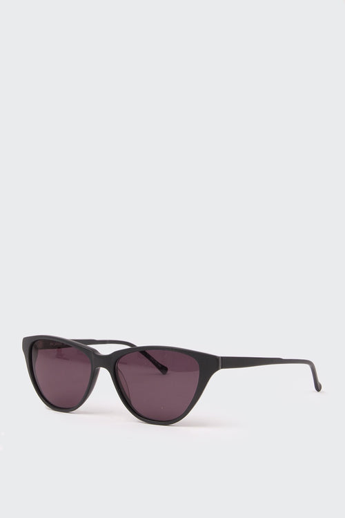 Kaibosh Oh Jackie Sunglasses - almost black | GOOD AS GOLD | NZ