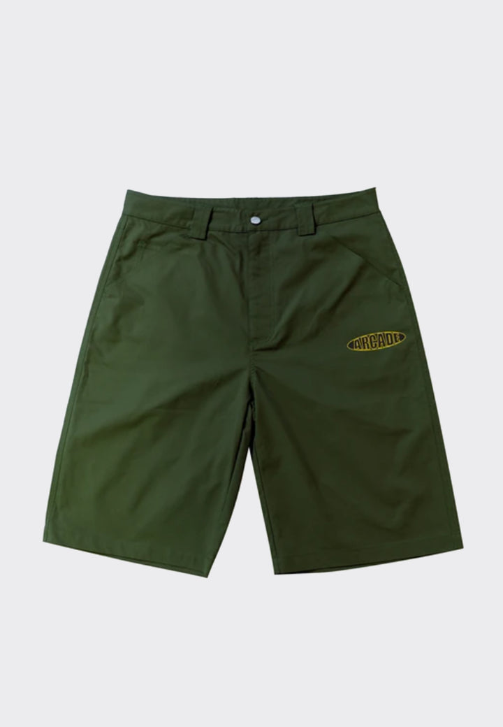Work Short - army green
