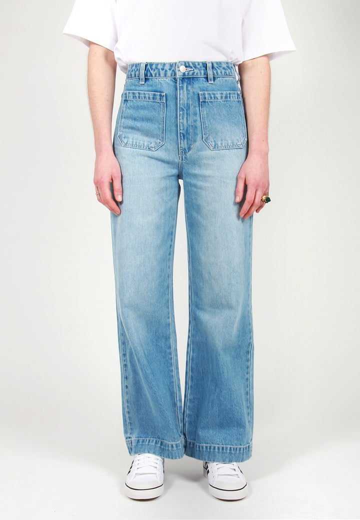 Sailor Jeans - sky blue